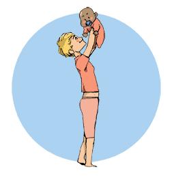 maman et bébé rééducation du périnée