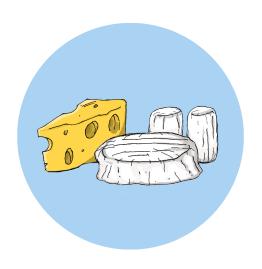 fromage listéria et grossesse